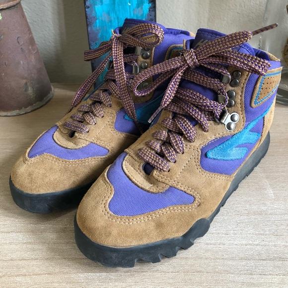 latest style shop best sellers choose best Vintage Retro Women's Hi Tec Lady Tan Leather Boot